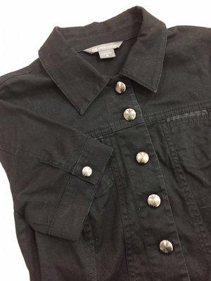 A/X Armani Exchange 黑棉 短袖洋裝 S