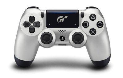 SONY PS4 原廠 無線控制器 新版 震動手把 D4 台灣原廠公司 GT限定版 CUH-ZCT2G【台中恐龍電玩】