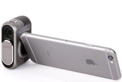 信用卡分6期+免運費 ※台北快貨※美國原裝 DxO Lab ONE: iPhone iPad變成微單眼像機DSLR和DV