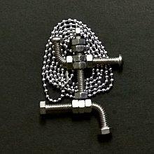 原創 DIY 螺絲人 SCREWER 不銹鋼 stainless steel 金屬模型精品積木嗜好禮品工藝品 figure hobby gift SCR3202