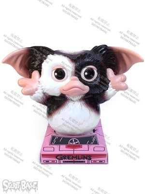 SECRET BASE 小精靈 Gremlins GIZMO FULL COLOR Ver.