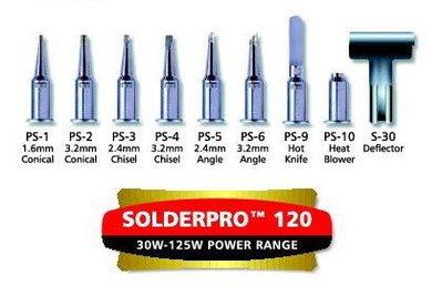 【ToolNet】iroda愛烙達-PR-100/PR-120專用/瓦斯烙鐵//焊槍/瓦斯焊槍/烙鐵頭/噴火槍/打火機