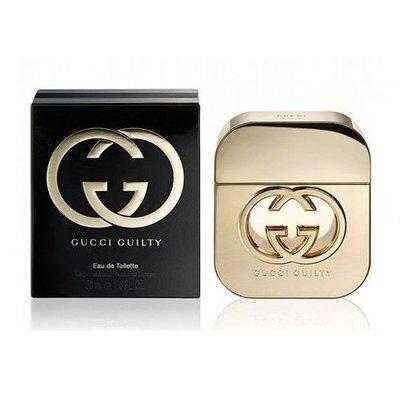 Gucci GUILTY 罪愛 女性淡香水 30ML【小7美妝】