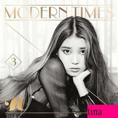 夢想起飛Dream High』李智恩IU Vol. 3 - Modern Times 韓國原版第三張正規專輯普通版全新下標即售