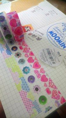 【R的雜貨舖】紙膠帶分裝(非整捲) 日本mt和紙膠帶 台灣限定款B組 1單位=100cm