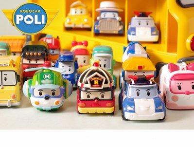 【現貨韓國熱銷】 正港POLI波力 合金小汽車(滿15台免費送汽車收納盒)