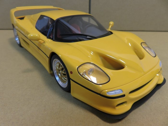 =Mr. MONK= GT / Kyosho Koenig Specials Ferrari F50