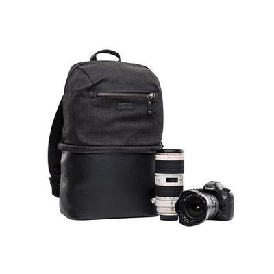 Tenba COOPER DSLR Backpack『637-408 灰 』酷拍 後背帆布包 攝影後背包