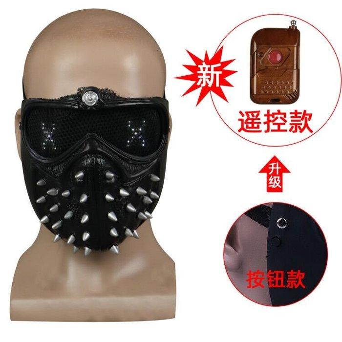#萬聖節# 看門 狗2面具扳手防護頭套面罩萬圣節男女全臉搞笑搞怪抖音道具