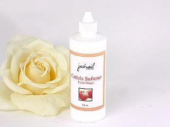 Justnail水蜜桃芒果指緣軟化劑8 oz.Peach Mango Cuticle Softener Y1DE13B