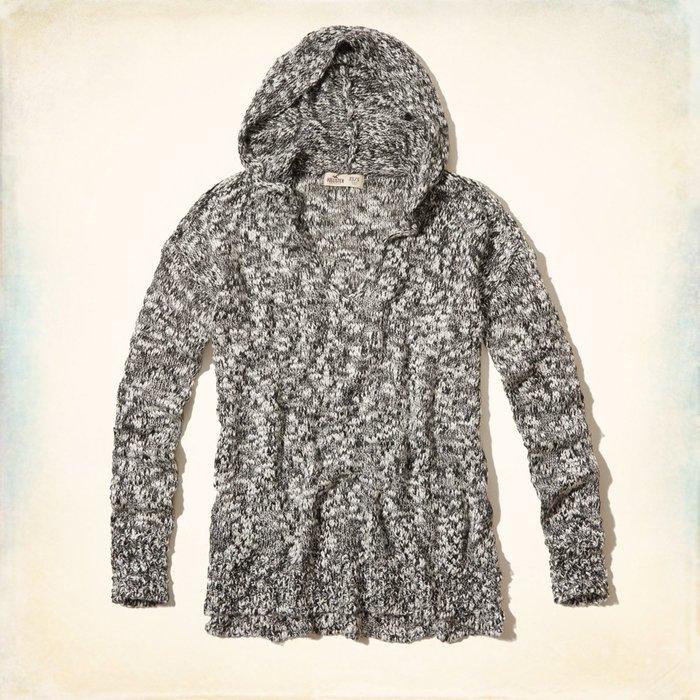【天普小棧】HOLLISTER HCO Show's Cove Hooded Sweater連帽針織毛衣XS/S M/L