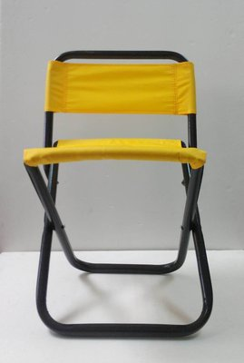 ☆°萊亞生活館-生活用品【 折疊椅-橘黃色#454】童軍椅-休閒椅