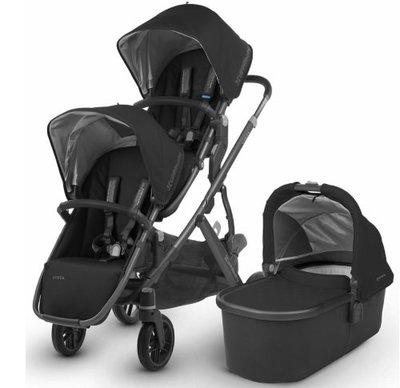 ㊣USA Gossip㊣ 2018 UppaBaby Vista Stroller 雙人款 代買代購1
