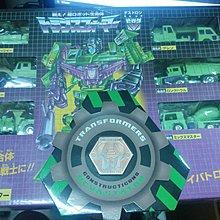 孩之寶 破壞者 合體 g1 復刻版 連 牌 變型金剛 transformer