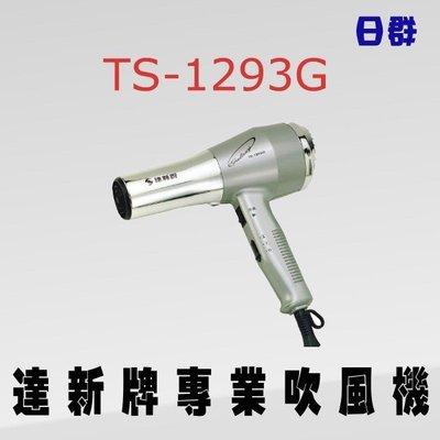 【日群】達新專業吹風機 TS-1293G另售FD-639 TS-1280 TS-1293 TS-318A TS-2670