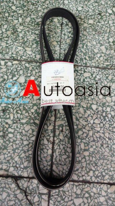 日本 三菱 ASX SPORTBACK OUTLANDER GRAND LANCE正廠 皮帶 發電機皮帶 6PK2200