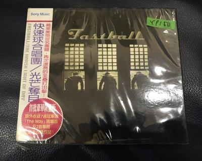 *還有唱片行*FASTBALL / THE HARSH LIGHT OF RAY 全新 Y9150