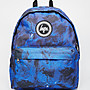 【T4H】Hype Backpack in Drippy Print 藍色...
