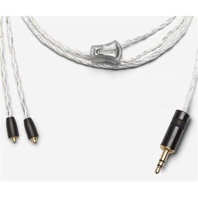 【富豪音響】荷蘭原裝Crystal Cable Next PEF24 MMCX to 3.5mm (1.2M)耳機線