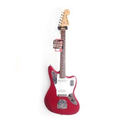 立昇樂器 Fender Road Worn '60S Jaguar 紅色仿舊 電吉他 墨廠