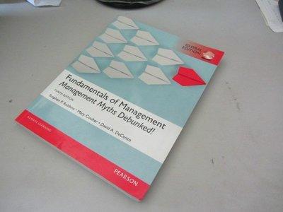 欣欣小棧    Fundamentals of Management》ISBN:9781292146942(ㄅ2)