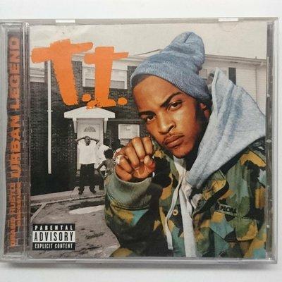 T.I. URBAN LEGEND GRAND HUSTLE 2004年發行