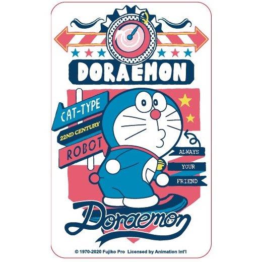 Doraemon哆啦A夢小叮噹復古潮牌風悠遊卡
