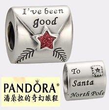 潘朵拉我最便宜{{潘朵拉的奇幻旅程}} PANDORA - Latter to Santa 791390EN58