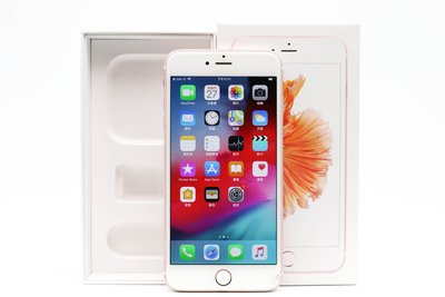 【台南橙市3C】Apple IPHONE 6S PLUS 64G 64GB 5.5吋  蘋果手機  #32894