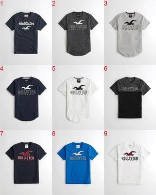【迷鹿】正品 美國空運來台 Hollister HCO A&F AF Abercrombie & Fitch T恤