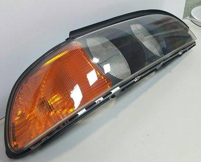 BMW E39 1996-2000 大燈玻璃 塑膠外殼 9成新品 (右邊.乘客邊) 63128362832 高雄市
