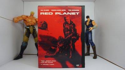 【售DVD】全面失控 Red Planet