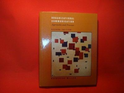 【愛悅二手書坊 08-12】Organizational Communication Approaches -(劃記)