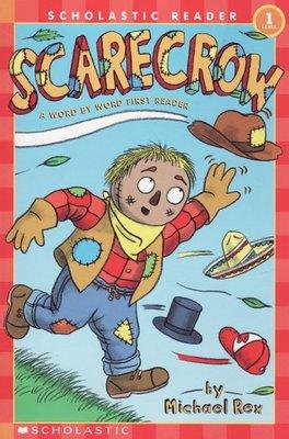 學樂分級讀物1級 哦,不,稻草人!英文 Oh, No, Scarecrow! 故事繪本 3-6歲