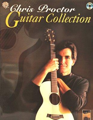北投巴洛吉他學苑(晶濎音樂) Chris Proctor Guitar Collection 吉他演奏套譜書 (附CD)