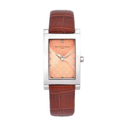 96 1M 玫瑰金男錶真愛典藏日本原裝機芯范倫鐵諾古柏 Valentino Coupeau
