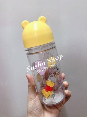 -Sash- 韓國大創迪士尼維尼款杯蓋溫冷水壺350ml韓製款(預購)