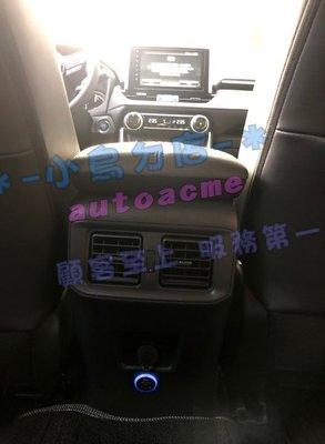 (小鳥的店)豐田 2019-2020 5代 五代 RAV4 雙孔 USB 圓型 原廠部品 藍光 充電 2.1A