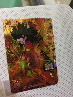 台版 全新正品 七龍珠英雄卡 究極稀有卡 四星卡UMT1-60 孫悟飯。台灣機台投下。十分好用的卡片。