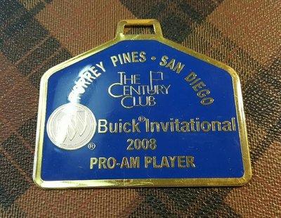 【藏家釋出】早期收藏◎早期國外《TORREY PINES - SAN DIEGO》高爾夫球俱樂部 Buick職業邀請賽