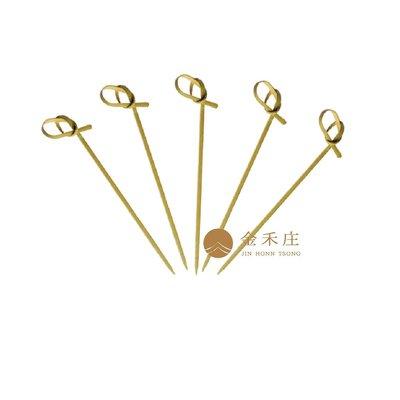 【金禾庄包裝材料】9cm竹結串 100...
