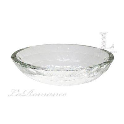 【芮洛蔓 La Romance】璀璨水晶 - 精品白水晶果盤