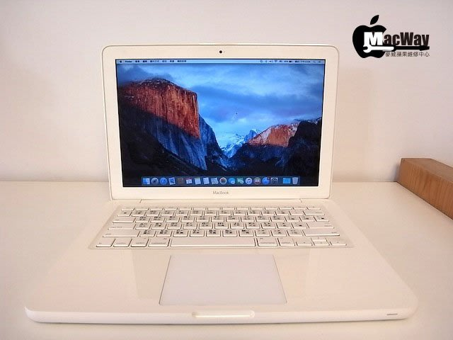 『售』麥威 MacBook 13吋 Late 2009 Intel C2D 2.26GHz, 320GB HD