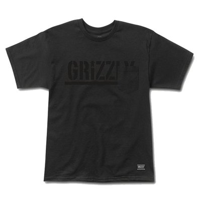 [WESTYLE] Grizzly Griptape Under Stamp Pocket Tee 黑 短T 口袋