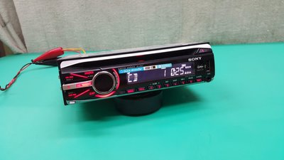 Sony CD Mp3 USB AUX 主機 Cdx-GT490US