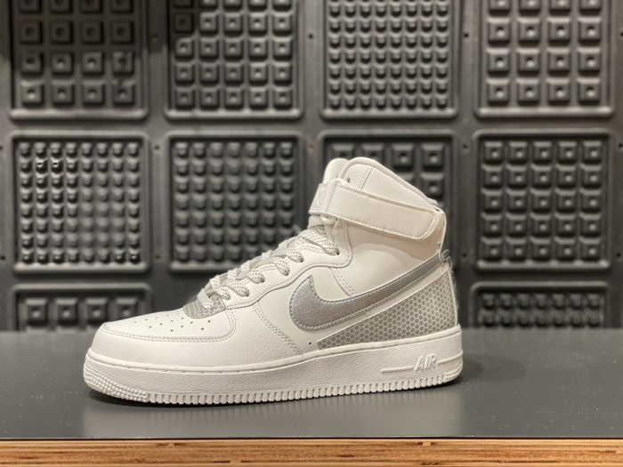 【G CORNER】Nike Air Force 1 High 07 3M反光 運動休閒鞋 男鞋 CU4159-100