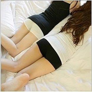 晶華屋--春夏必備款 防走光 三分褲/安全褲/內搭褲 平口/蕾絲(2色)