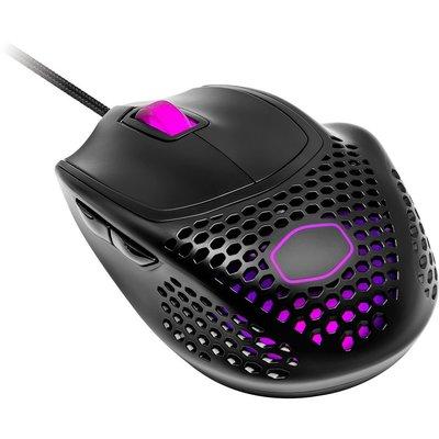 [米特3C數位]酷碼Cooler Master CM MM720/輕量化RGB電競滑鼠/消光黑/MM-720-KKOL1