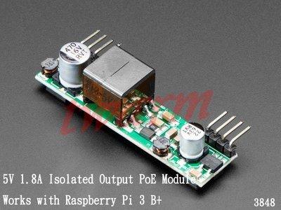 《德源科技》r) 5V 1.8A Isolated Output PoE Module Works with ....