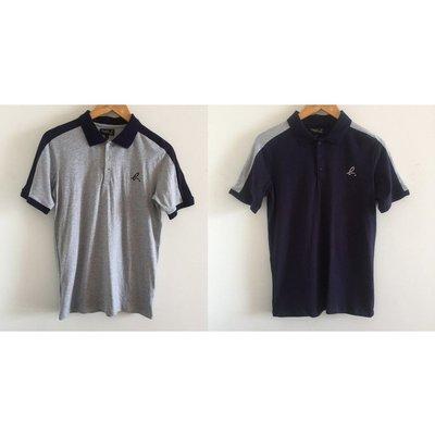 新款PALEESIJA agnes b SPORT B 刺繡LOGO 男款 2色 短袖Polo衫 純棉短袖 T恤
